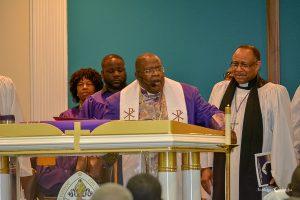 Bishop J. Wayne Leggett's Birthday